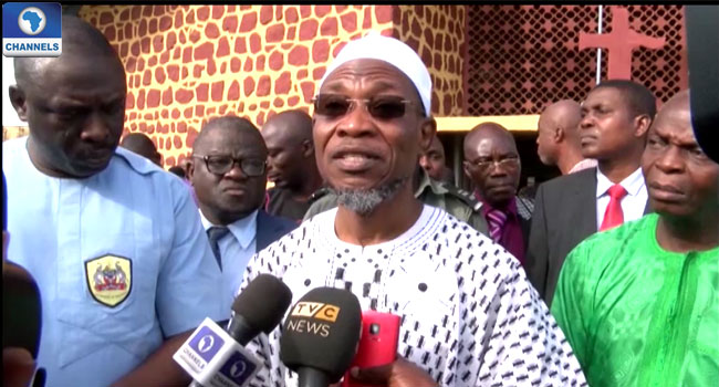 Economic Recession Is Temporary Test On Transition – Aregbesola