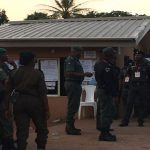election observer, welfare, security personnel, Edo election