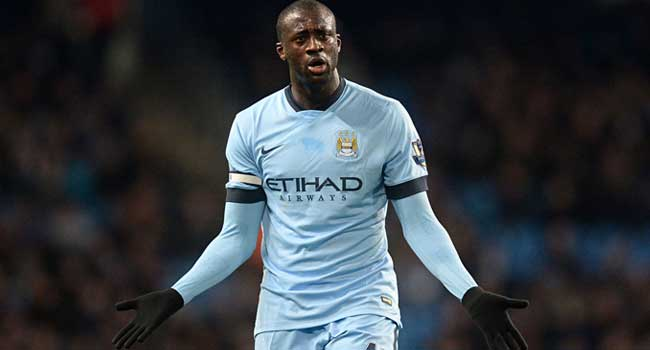 Toure Refuses China's Big Offer A Second Time