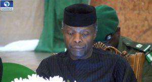 I'm Not Under Any Pressure To Resign – Osinbajo