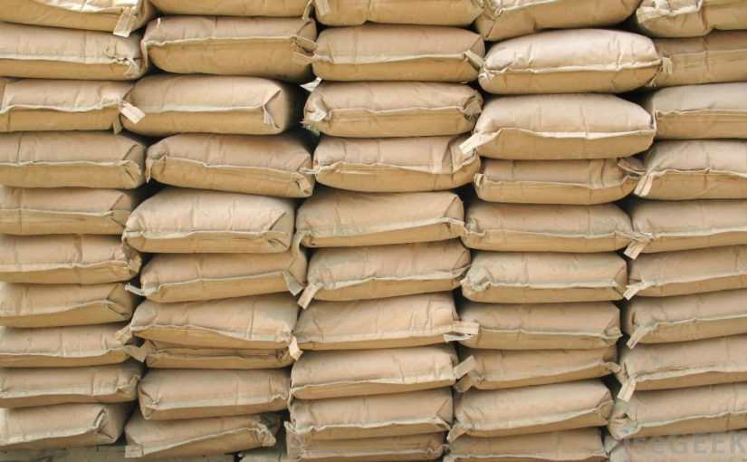 67% Increase In Cement Price Causes Scare For Builders