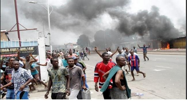 Congo Threatens To Punish Those Behind Anti-Kabila Riots