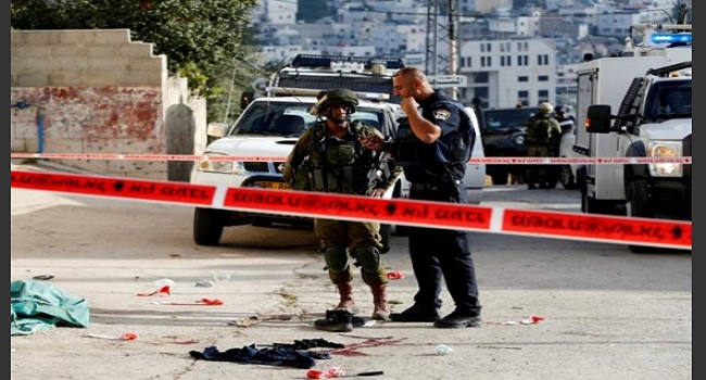 Israeli Forces kill Palestinian Who Stabbed Soldier – Army