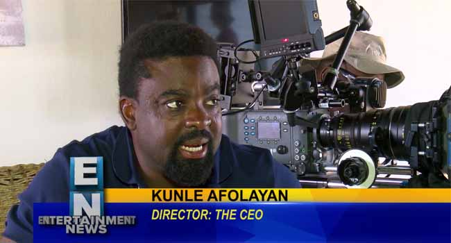 Kunle Afolayan, A-listers Talk About Nollywood Journey So Far