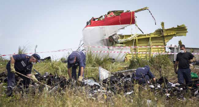 MH17 Downing: Report Says Missile Came From Russia