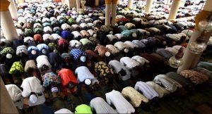 muslim faithfuls