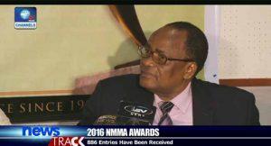Prof. Ralph Akinfeleye, NMMA, 2016 Entries