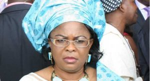 Alleged Money Laundering: Court Freezes Patience Jonathan's Accounts In Five Banks