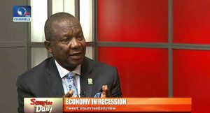 Sam Ohuabunwa , Nigeria, Recession, Private Sector, Investment