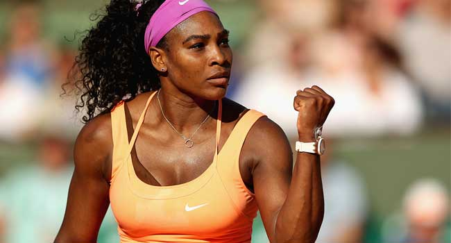 Australian Open: Serena Defeats Strycova To Reach Quarter-Finals