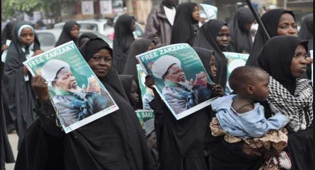 Shiites Ask NHRC To Intervene In Zakzaky's Continued Detention