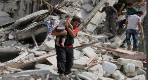 Syria, Allepo, UN, Boris Johnson
