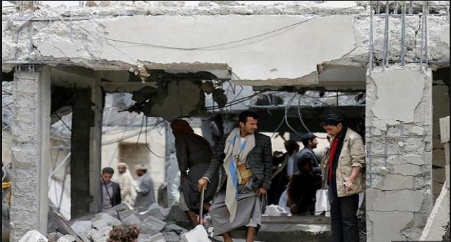Nine Yemeni Civilians, Four Children Killed In Air Strike – Residents