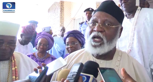 Chibok Girls Release: Abubakar Highlights Role Of Dialogue In Crisis Situation