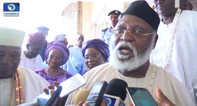 Govt. Alone Can't Solve Farmers, Herdsmen Crisis – Gen Abubakar