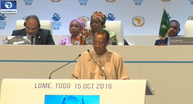 African Heads Of State Sign Charter On Maritime Security