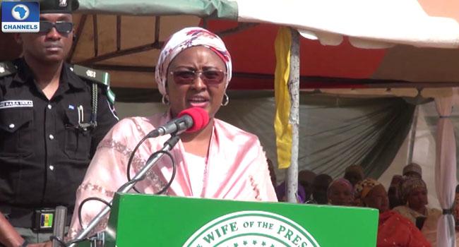 Aisha Buhari Lauds Military's Effort To End Boko Haram