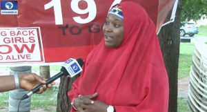 Aisha Yessuff on rescued chibok girls