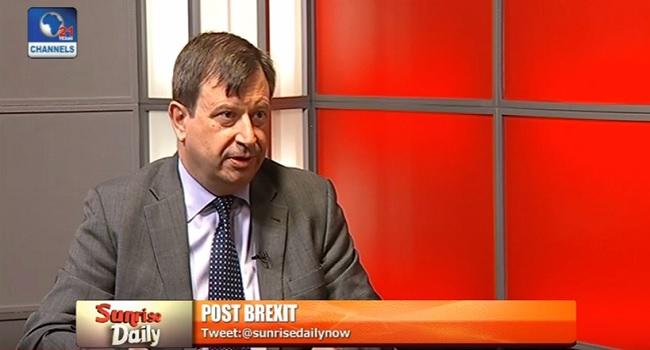 British High Commissioner Explains E.U, U.K Trade Relationship Post-Brexit