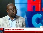 Herdsmen, Ayo Fayose, Hard copy, anti-grazing bill