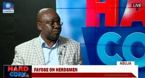 Herdsmen, Ayo Fayose, Hard copy, anti-grazing bill