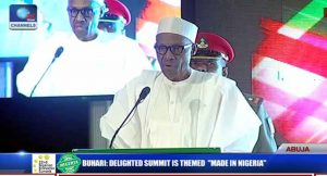 Buhari, NESG, Economy