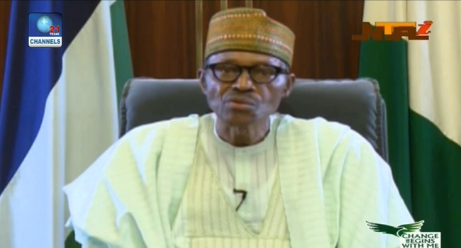 FULL TEXT: President Buhari's Independence Day Speech