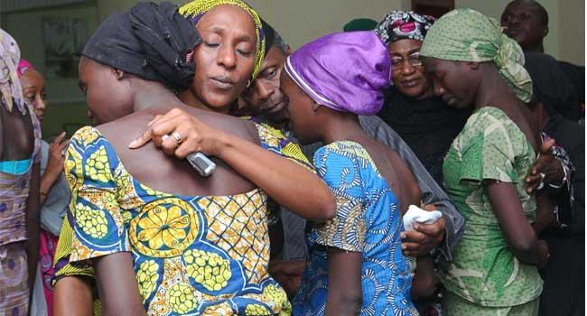 Buhari, three-day trip, Germany, Aisha Buhari, 21 Chibok girls