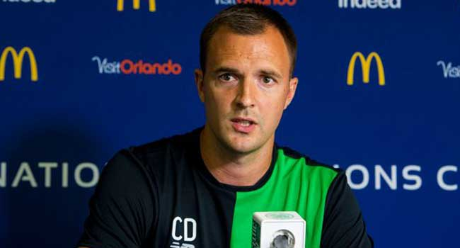 Davies Admits Celtic Face Tough Monchengladbach