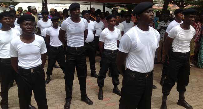 Fayose Inaugurates Grazing Enforcement Marshalls In Ekiti