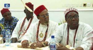 Obiano, Elders Council , Anambra