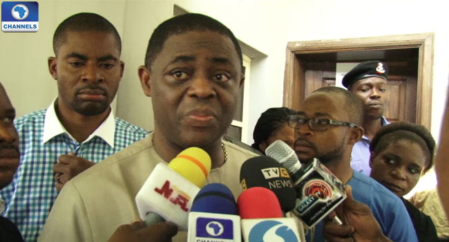 N4.9bn Laundering Allegation: Fani-Kayode To Be Tried In Lagos