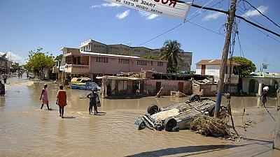 Hurricane Matthew: Thousands Of Haitians Displaced