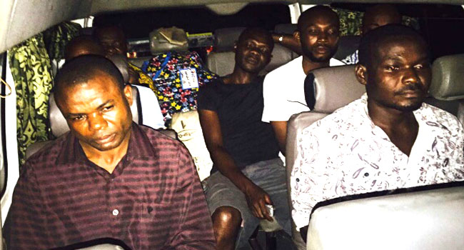 44 Suspected Members Of IPOB Arrested In Bayelsa State