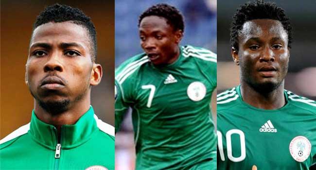 Iheanacho, Mikel, Musa Make CAF Award 30-Man List