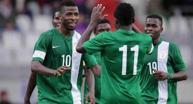Nigeria Trash Algeria 3-1 In World Cup Qualifier