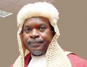 ishaq bello, FCT Chief Judge
