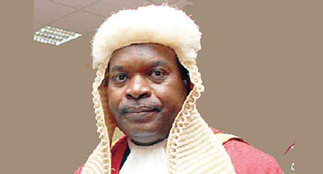 FCT Chief Judge Advises Judges To Stay Above Board