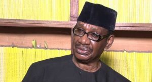 Judges' Call For Amaechi To Step Down Is Diversionary - Itse Sagay