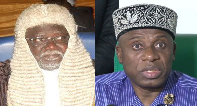 My Arrest Is Connected To Amaechi's Request, Justice Okoro Tells NJC