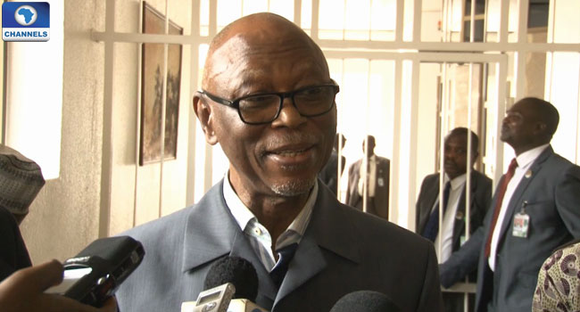 We Need Dedication, Hard Work To Win Ondo, Oyegun Tells APC Members