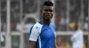 Nigerian Footballer, Joseph Izu