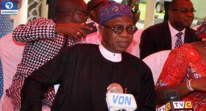 lai mohammed on release of Chibok girls