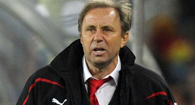 Algeria Sack Coach Milovan Rajevac