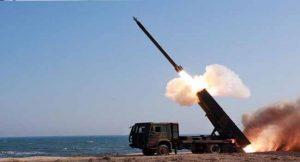 Musudan missile, Korea, Failed Missile Launch