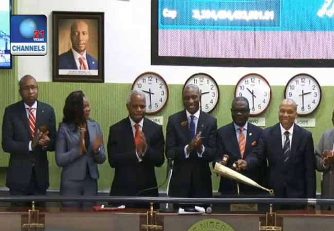 NSE CEO, Oscar Onyema says the company's admission into market puts it on a pedestal for growth and sustainability