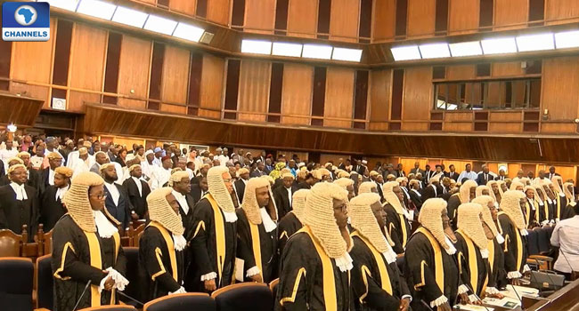 Judges, NJC, NBA, investigation