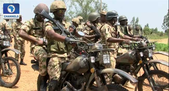 Military Intensifies Counter-terrorism Operation In Sambisa Forest