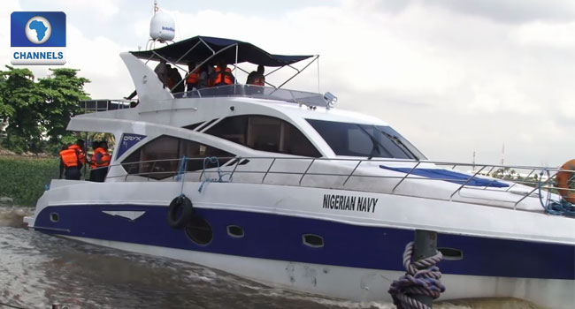Nigerian Navy Embarks On Sea Inspection Exercise