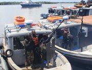 Nigerian Navy Resumes 'Exercise Eagle Eye' To Tighten Sea Security